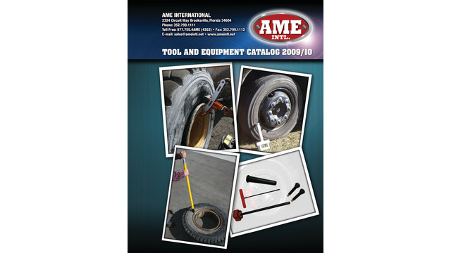 Tool and Equipment Catalog 2009/10