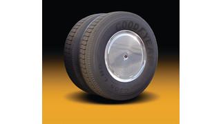 Aero Truck Wheel Cover