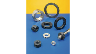 Clamp-Type Shaft Collars