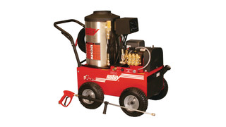 Model 895SS Hot Water Pressure Washer