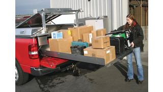 Roller Coaster Cargo Tray