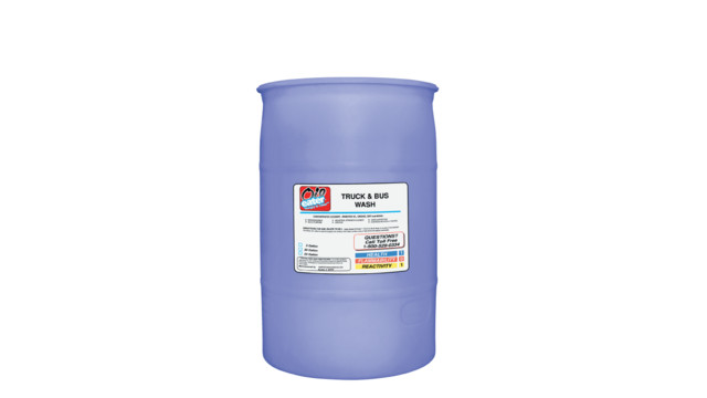 Truck & Bus Wash 55/30 Gallon Sizes