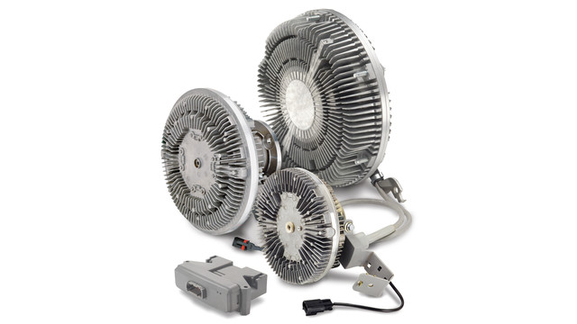 VMaster and Stratis Di Viscous Fan Drives and Controller
