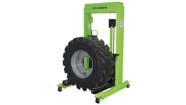Wireless Tire Dolly