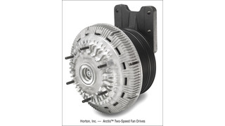 Arctis Two-Speed Fan Drives