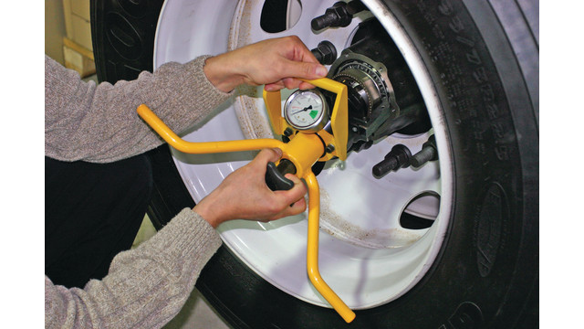 Doctor Preload bearing adjustment tools