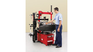 TCX500 Series Tire Changers