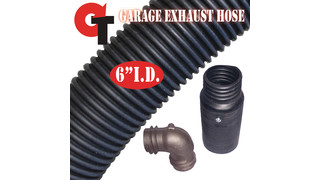 Exhaust hoses