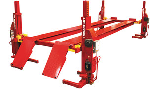 Mach 4 Plus Mobile Column Lift