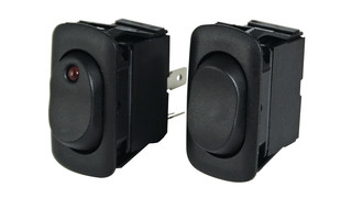 Euro-Style Rocker Switches