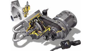Driveline Braking System