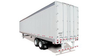 Composite Dry Freight Van