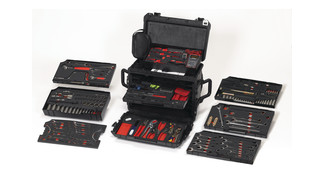Portable Mechanics' Service Sets