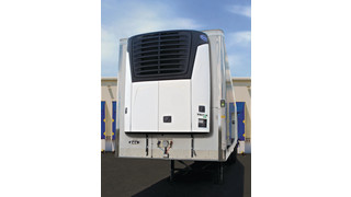 All-Electric Refrigeration Unit
