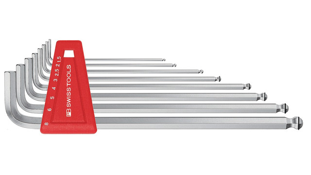 PB Swiss Tools' Holding Ring Hex Keys