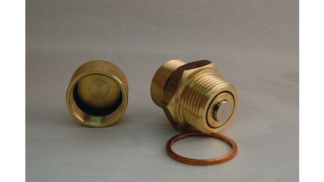 Solid Brass Drain Plugs