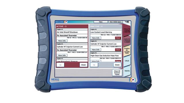 Handheld Diagnostic Scan Tool