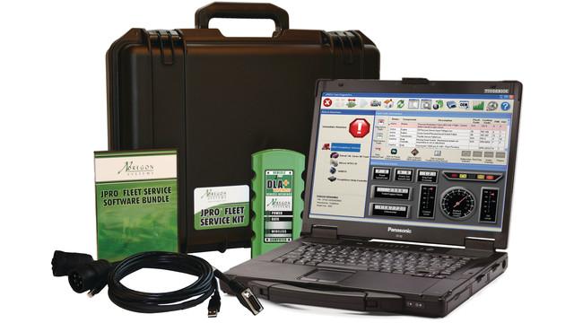 JPRO Semi-Rugged Fleet Service Kit