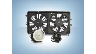 VDO OE HVAC Replacement Parts
