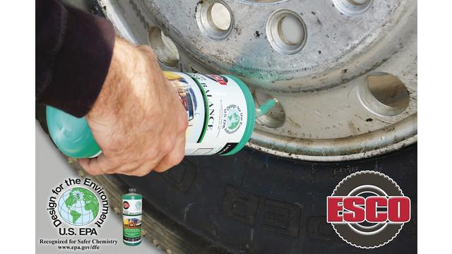 ESCO Truck Tire Balancing Liquid