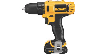 12 Volt MAX Lithium Ion 3/8 Drill/Driver Kit