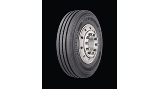 Medium Duty Steer Tire