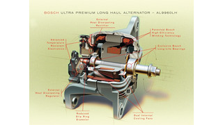 Heavy Duty Alternator