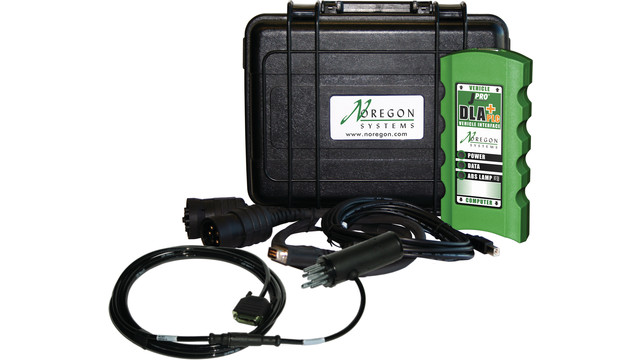 JPRO DLA+ PLC Heavy Duty Trailer Brake Kit