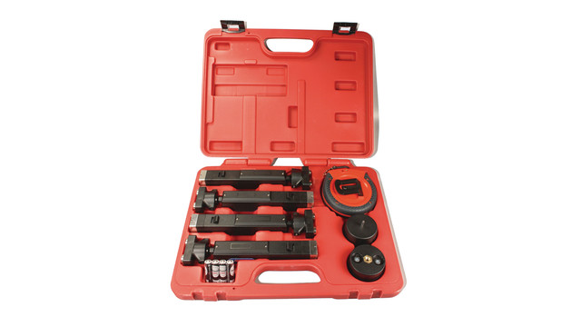 Laser Wheel Alignment Tool