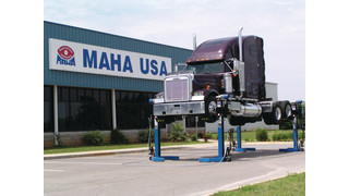 MCL Heavy Duty Mobile Column Lifts
