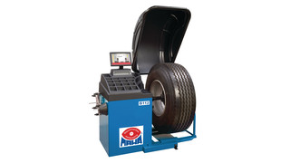 B112 Heavy Duty Wheel Balancer