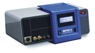MPM4 Particle Tester