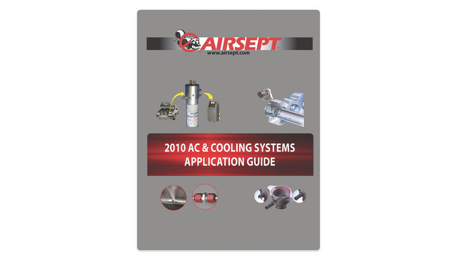 2010 AC & Cooling Systems Application Guide