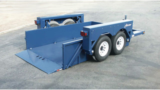 Ground Level Loading Trailers
