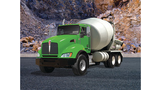 Kenworth T440 Natural Gas Vehicle