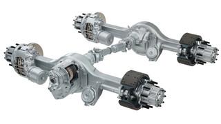 Meritor 14X Drive Axle