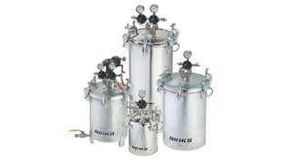 183 Series pressure tanks