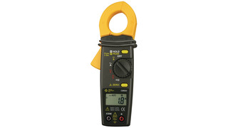 CM600: 600A AC/DC Current Clamp Meter