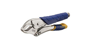 Tool Review: Irwin Vise-Grip Curved Jaw Locking Pliers