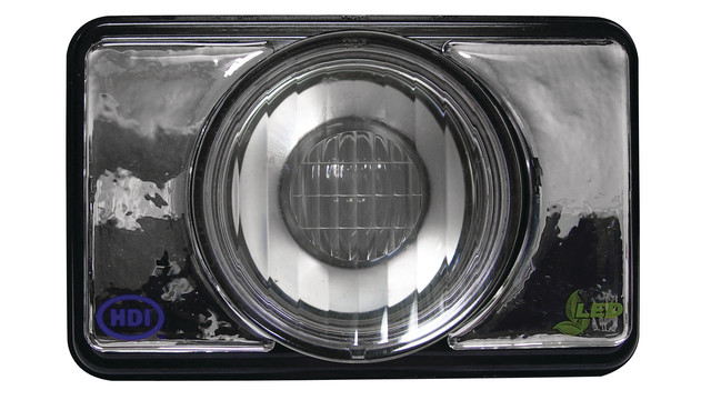 High-Beam LED Projector Headlight