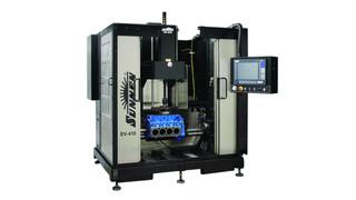 SV-410 CNC engine honing system