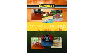 Quikrete Coatings Product Guide