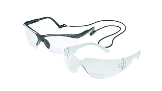 Scorpion MAG and StarLite MAG bifocal eye protection