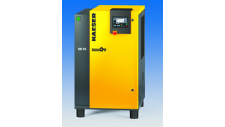 SK 15 Rotary Screw Compressor Series