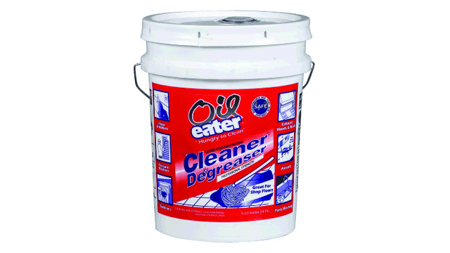 Oil Eater Multiple Cleaning Solution