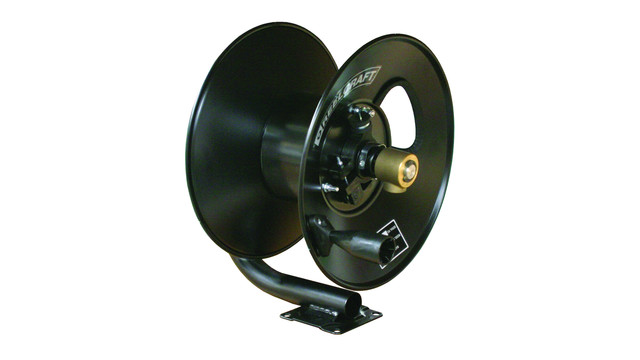 CT Series pressure washer hose reel