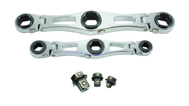 12-in-1 E-Z Wrench Set