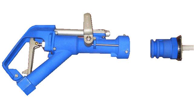 Posi/Lock Blue Urea dispenser