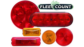Fleet Count Trailer Lights