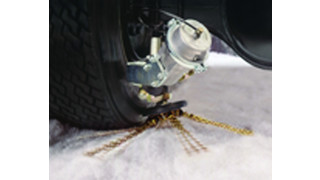 Rotogrip Automatic Tire Chains
